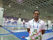 توضیحات پیمان فخری درباره سهمیه فرزانه فصیحی در المپیک