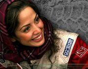قهرمان ایرانی: همه از شباهتم به آنجلینا جولی میگفتند؛ قرار بود نقشم را بازی کند/ حرفهای قهرمان اتومبیلرانی از پروژه سینمایی جنجالی دوره احمدینژاد