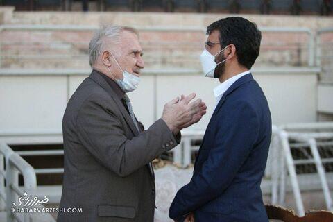 حسین کلانی و جعفر سمیعی؛ پرسپولیس - پیکان