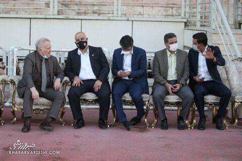 جعفر سمیعی، مجید صدری و حسین کلانی؛ پرسپولیس - پیکان