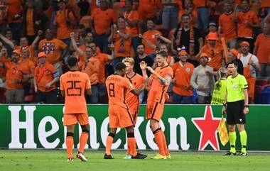 ویدیو  خلاصه بازی هلند ۳-۲ اوکراین