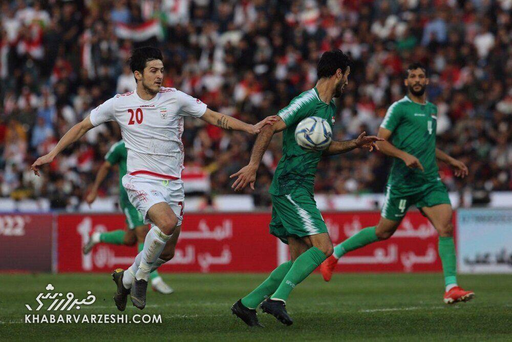 AFC به پیشواز دیدار ایران و عراق رفت/ همه منتظر یک مصاف دیدنی