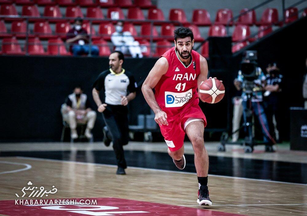اتفاقی عجیب در لیگ بسکتبال/ کاظمی و جمشیدی بازیکنانی با دو قرارداد