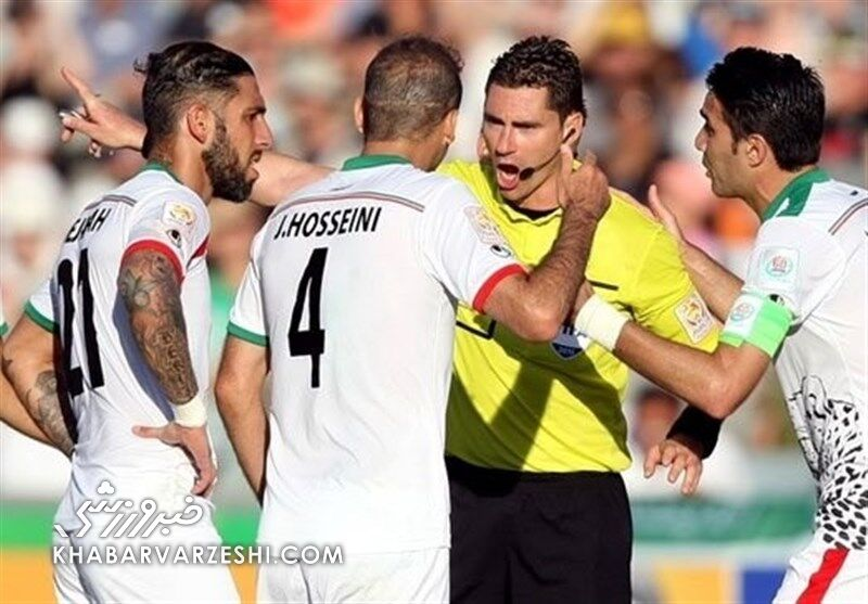 اولین گلزن تیم ملی ایران مقابل عراق کدام بازیکن بود؟