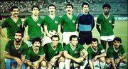 عکس تیمی که صدام جامش را گرفت!