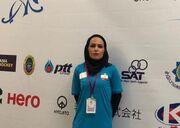 تیم هاکی زنان ایران به دنبال سکوی آسیایی