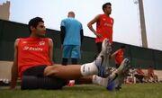 ویدیو  آخرین تمرین تیم ملی عراق پیش از دیدار با ایران