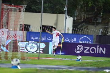 گزارش تصویری| صعود تیم ملی با طلسمشکنی مقابل عراق