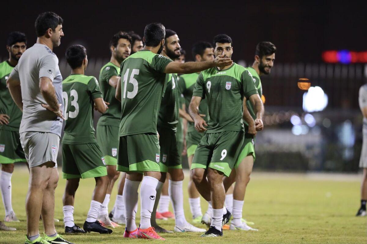 تصاویر| خبر غیرمنتظره از اردوی تیم ملی ایران/ سورپرایز اسکوچیچ در دیدار با عراق؟