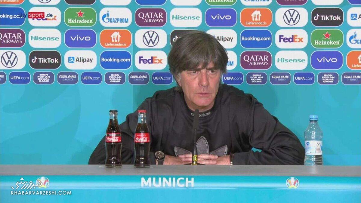 واکنش لو به جداییاش از تیم ملی آلمان/ احتمالاً کمی غمگین خواهم شد!