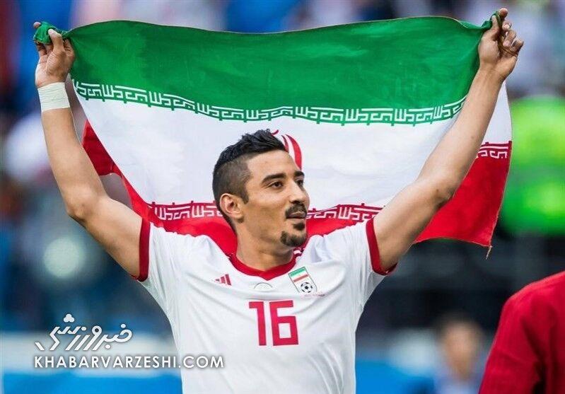 خداحافظی تلخ پسر طلایی فوتبال ایران/ قوچاننژاد کفشهایش را آویخت