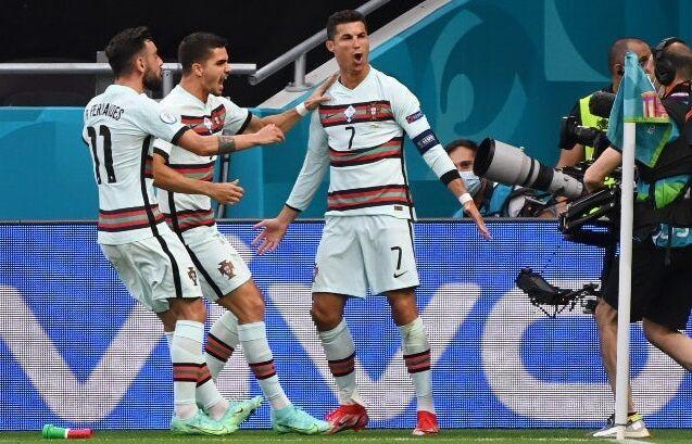 ویدیو| خلاصه بازی مجارستان 0-3 پرتغال
