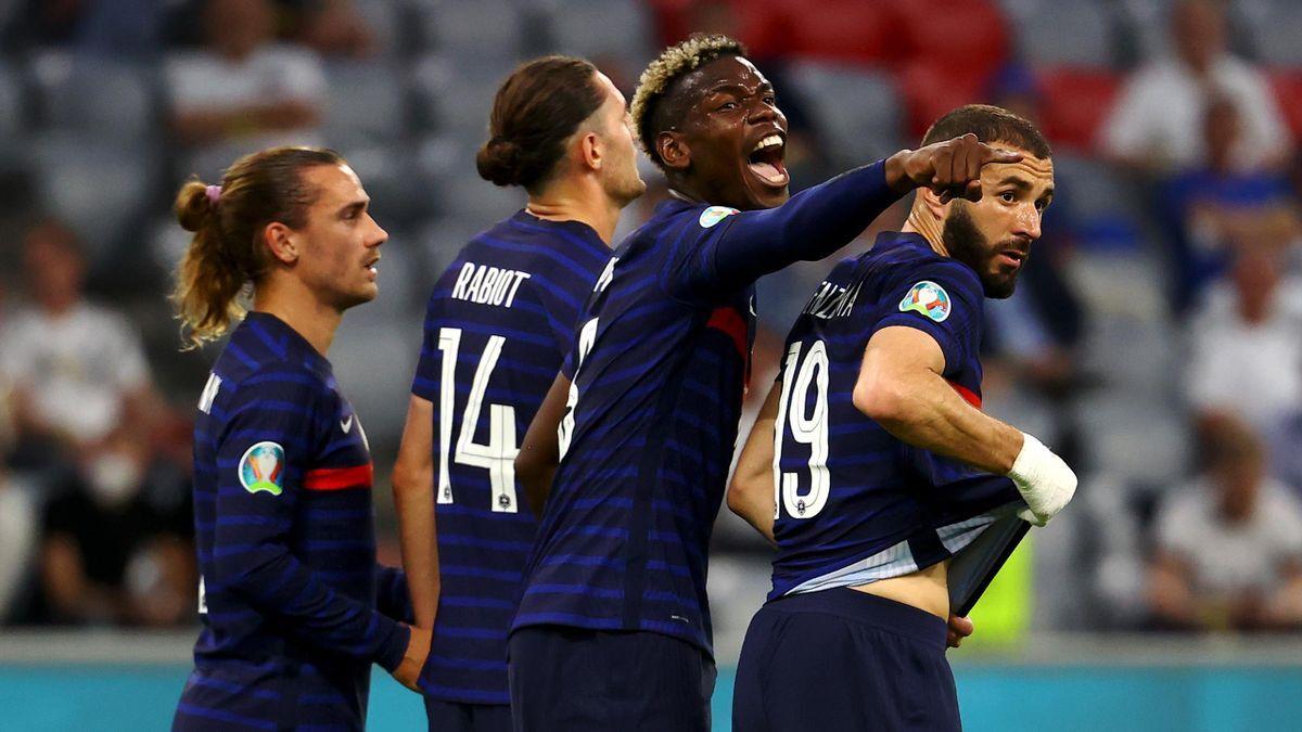 ویدیو| خلاصه بازی فرانسه 1-0 آلمان
