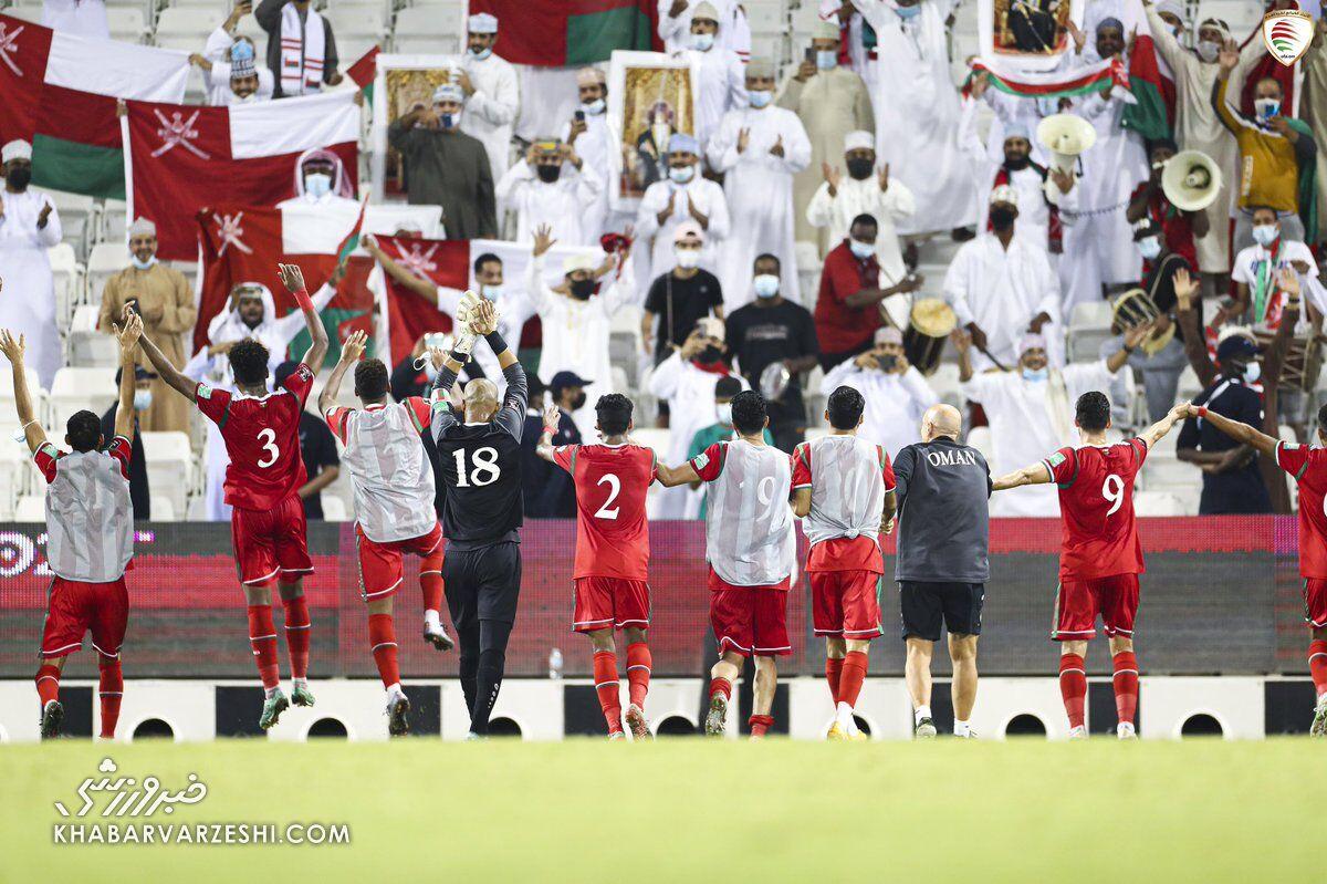 عمان با برانکو رسماً به مرحله نهایی صعود کرد