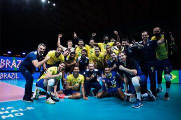 گزارش تصویری| شکست ایران مقابل برزیلیها