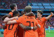 هلند ۲ - اتریش صفر/ صعود لالههای نارنجی