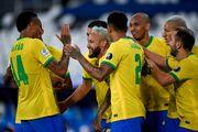 برزیل تکرار فینال دوره قبل را برد/ توقف کلمبیا
