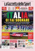 روزنامه گاتزتا| رؤیای علمی تخیلی ایتالیا