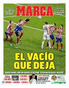روزنامه مارکا| جای خالی بعد از رفتن او