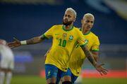 نیمار: گلهایم از شوق بازی کردن برای برزیل است