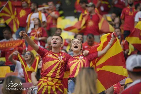 تماشاگران یورو 2020 (اوکراین - مقدونیهشمالی)