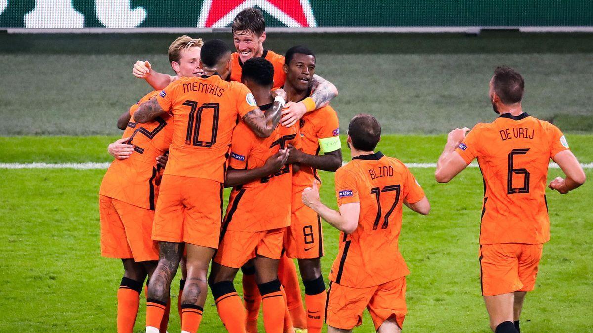 ویدیو| خلاصه بازی هلند ۲-۰ اتریش