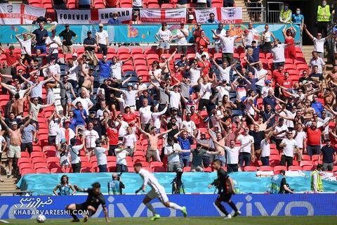 هواداران یورو 2020 (کرواسی - جمهوریچک)