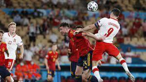 ویدیو| خلاصه بازی اسپانیا 1-1 لهستان