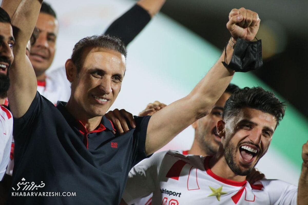 یحیی گلمحمدی به پنجمین جامش رسید