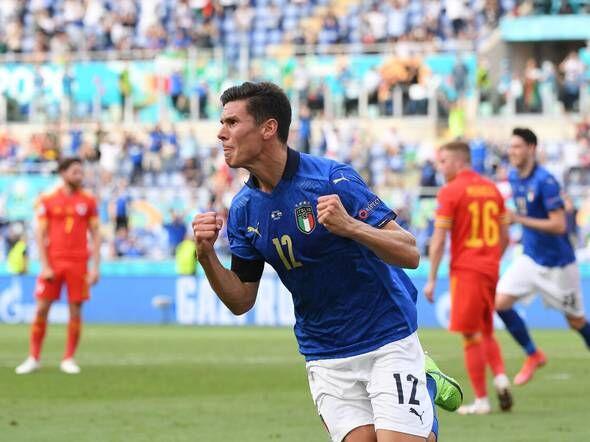 ویدیو  خلاصه بازی ایتالیا 1-0 ولز