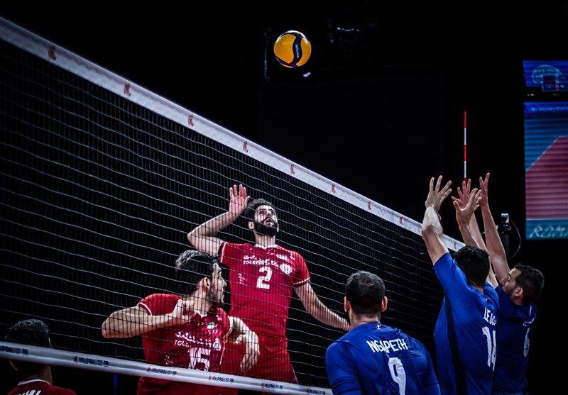 ویدیو  خلاصه والیبال فرانسه 3-0 ایران