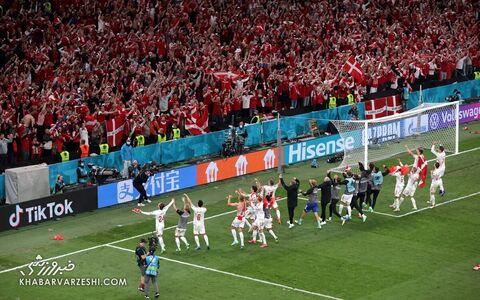 تماشاگران یورو 2020 (روسیه - دانمارک)