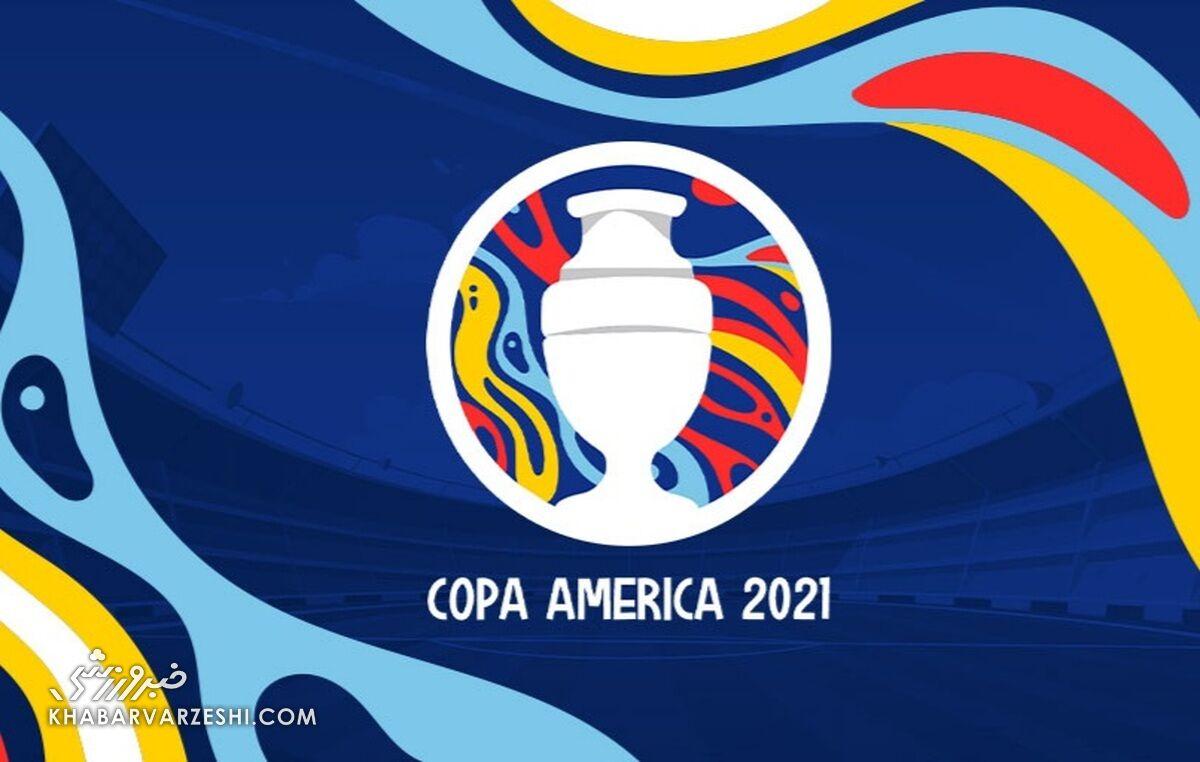کرونا به کوپا آمریکا حمله کرد!