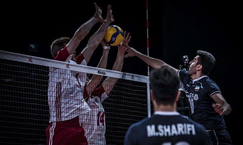 ویدیو  خلاصه والیبال ایران ۰-۳ لهستان