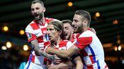 ویدیو| خلاصه بازی کرواسی ۳-۱ اسکاتلند