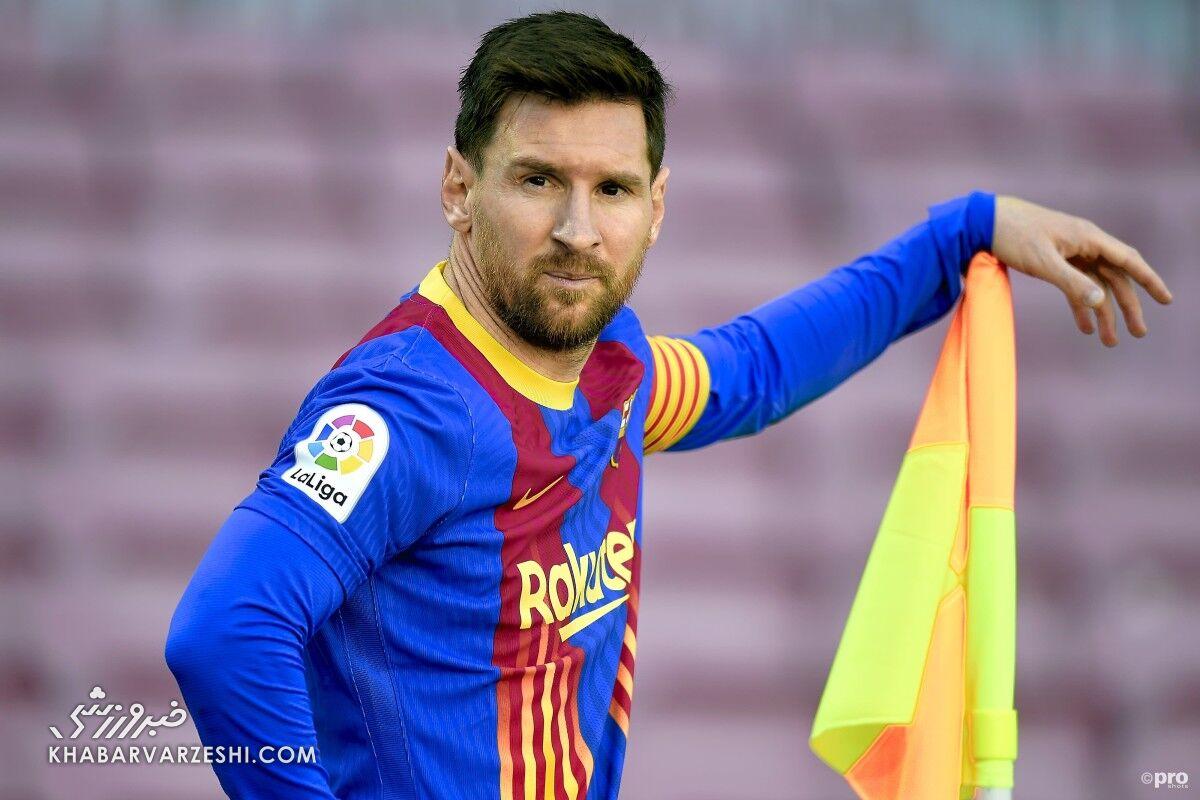کمتر از یک هفته تا جدایی مسی از بارسلونا/ از تمدید خبری نیست