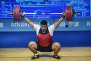 آخرین فرصت برای دو المپیکی وزنهبرداری ایران