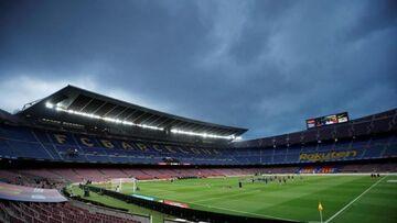 دوری بارسلونا از نوکمپ