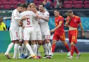 ویدیو| خلاصه بازی ولز ۰-۴ دانمارک