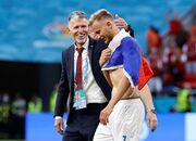 شادی سرمربی چک پس از حذف هلند/ به تیمم افتخار میکنم