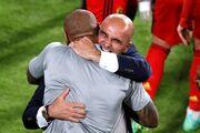 ادعای جالب سرمربی بلژیک پس از حذف پرتغال/ بهترین بازی ما نبود!