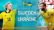 سوئد – اوکراین؛ شب زرد و آبی