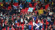 اتفاق غیرمنتظره در یورو ۲۰۲۰؛ نیمی از اسکاتلندیها در انگلیس کرونا گرفتند