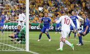 ویدیو  دیدار خاطره انگیز انگلیس و اوکراین در یورو ۲۰۱۲