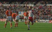 ویدیو  تقابل وایکینگها با هلند در نیمهنهایی یورو ۹۲
