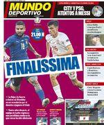 روزنامه موندو  فینال