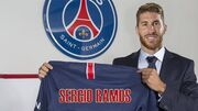 ویدیو  ورود سرخیو راموس به دفتر باشگاه برای امضا قرارداد