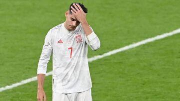 پیام متهم شماره یک ناکامی اسپانیا/ تیم ما شایستهتر بود
