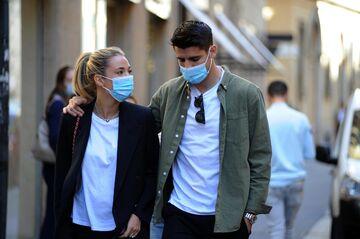 تهدید و آرزوی مرگ برای همسر ایتالیایی گلزن اسپانیا!/ من حتی ناراحت هم نمیشوم
