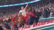 ویدیو  واکنش نیمکت انگلیس به گل هری کین مقابل دانمارک